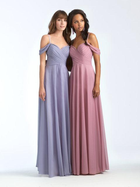 Allure Bridesmaid Dress 1567