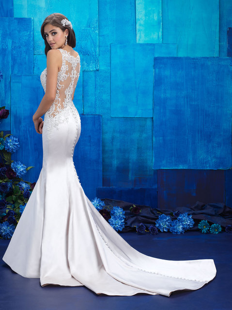d8f1a68294a Allure Allure Bridal Gown 9402 - Formal Spot