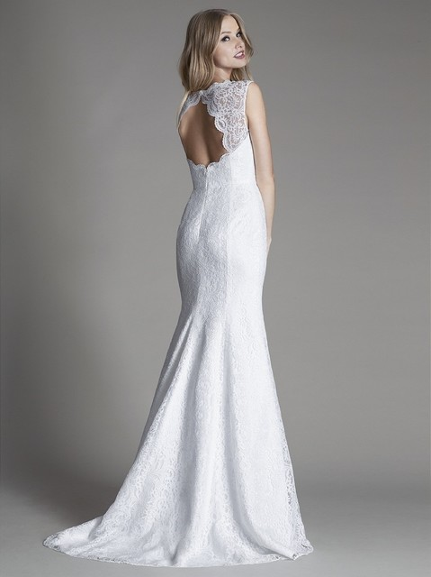 Informal Wedding After Six Bridal Gown 1050 - Formal Spot