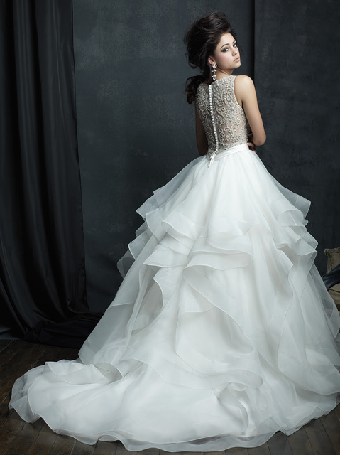 Allure Couture Allure Couture Bridal Gown C380 - Formal Spot