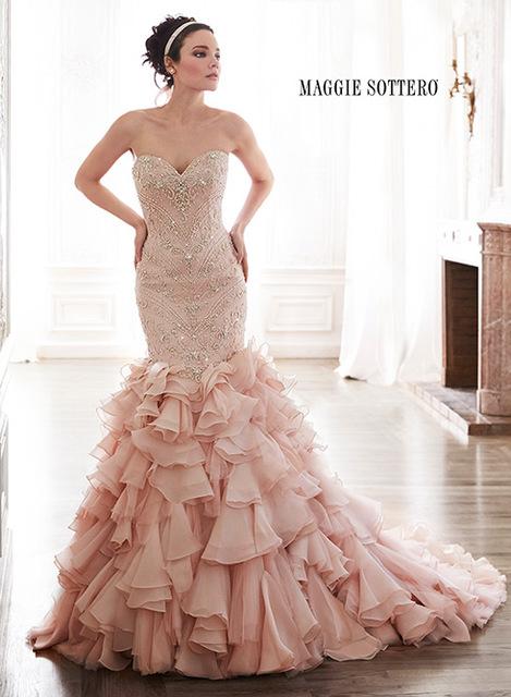 Maggie Sottero Maggie Sottero Bridal Gown Serencia - Formal Spot