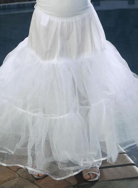 Communion Accessories Children Long Slip Formal Spot