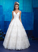 b1033ac173b Allure Bridal Gown 9400