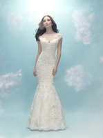 1a93e16994f Allure Bridal Gown 9474